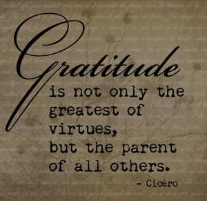 prayer gratitude