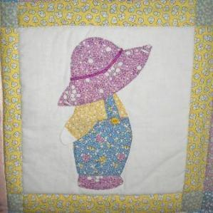 Suspender Sam, benevolent quilt pattern