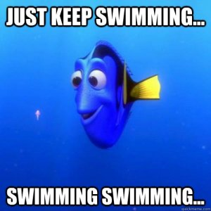 who doesn't love dory?