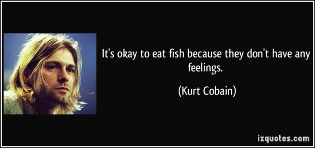 i eat unborn fish & fowl