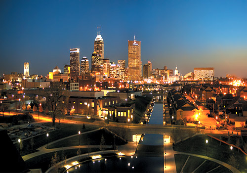 indianapolis-skyline-night