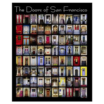 doors_of_san_francisco_16x20_print
