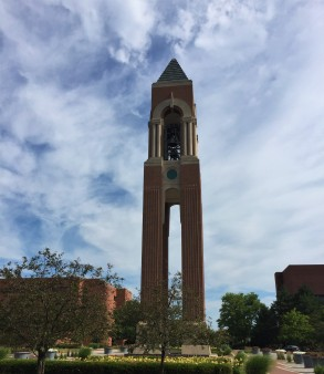 bell tower at ball state