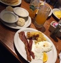 my cracker barrel meal since the 80s -- oldtimer's breakfast