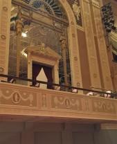 symphony balcony