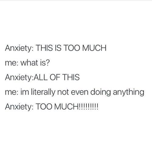 anxietyall