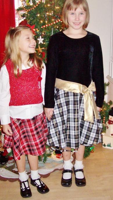 r&m christmas dresses